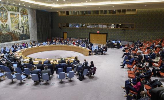 HĐBA Liên Hợp Quốc quan ngại tình hình nhân đạo tại Syria