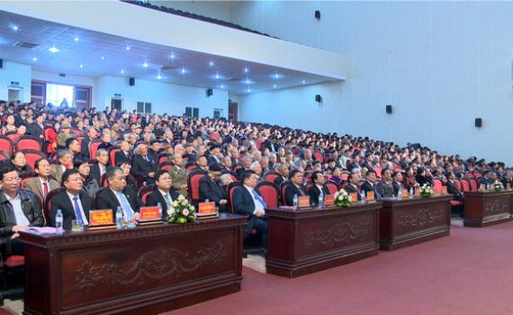 Thành phố Ninh Bình kỷ niệm 90 năm ngày thành lập Đảng Cộng sản Việt Nam