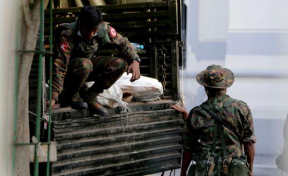 Hội đồng Bảo an yêu cầu phải duy trì các thể chế và quy trình dân chủ ở Myanmar
