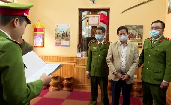 Khởi tố nguyên Phó Giám đốc Sở Y tế Sơn La