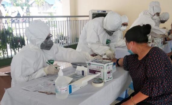 Sáng nay (26/2), Việt Nam có 1 ca nhập cảnh mắc COVID-19