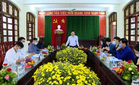 Thành ủy Ninh Bình kiểm tra công tác quán triệt, triển khai Nghị quyết