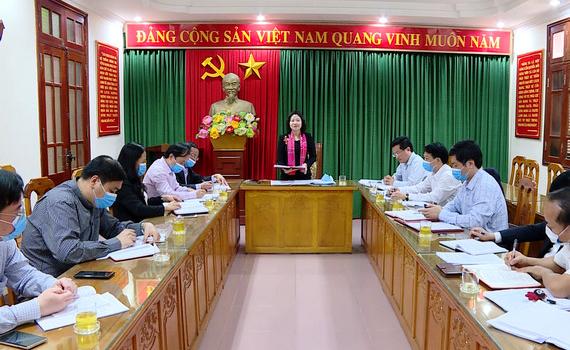 Trang Thông tin điện tử Đảng bộ tỉnh triển khai nhiệm vụ năm 2021