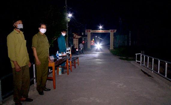 Thông báo liên quan đến bệnh nhân số 170 ở Kim Sơn