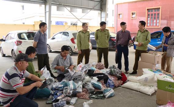 Ninh Bình: Tiêu hủy hàng hóa vi phạm hành chính
