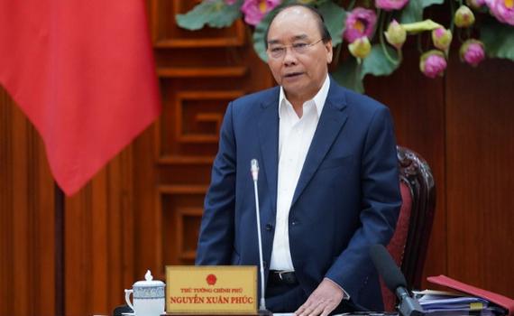 Thủ tướng nêu 3 câu hỏi về sự phát triển đối với Hà Tĩnh