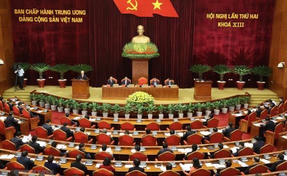 Bế mạc Hội nghị lần thứ hai, Ban Chấp hành Trung ương Khóa XIII