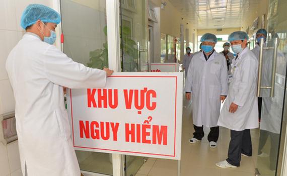 Chiều 22.3, Việt Nam có thêm 3 mắc mới Covid-19, đều là các ca nhập cảnh