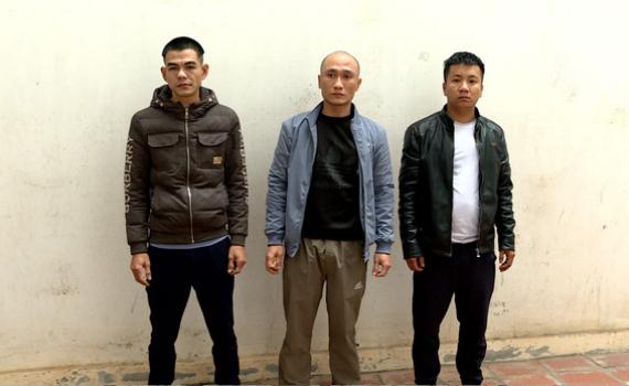 Công an TP Ninh Bình: Bắt giữ 3 đối tượng trộm cắp xe máy