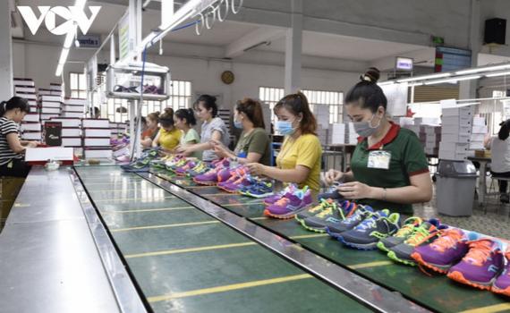 Doanh nghiệp da giày kỳ vọng tăng trưởng mạnh trong năm 2021