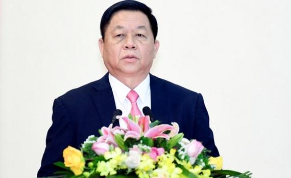 Đồng chí Nguyễn Trọng Nghĩa được giới thiệu ứng cử đại biểu quốc hội khóa XV
