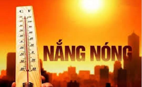 Đợt nắng nóng đầu tiên năm 2021 ảnh hưởng đến Bắc Bộ, Trung Bộ