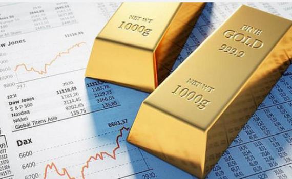 Giá vàng tăng mạnh sau khi Mỹ thông qua gói cứu trợ ứng phó với Covid-19