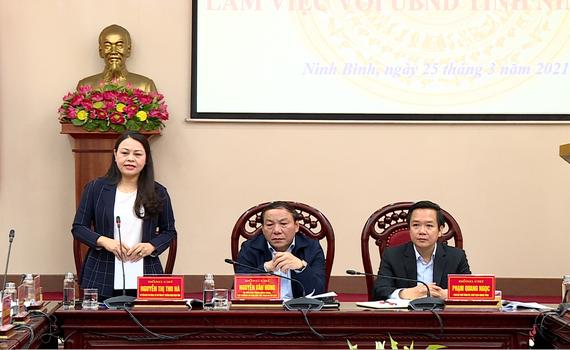 Lễ khai mạc Năm Du lịch Quốc gia 2021 sẽ được tổ chức vào dịp Lễ hội Hoa Lư