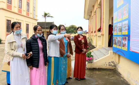 Ninh Bình chuẩn bị tốt các điều kiện cho Đại hội phụ nữ các cấp