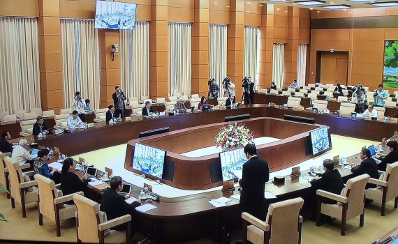 Quốc hội luôn nêu cao tinh thần trách nhiệm hoàn thành trọng trách được giao phó