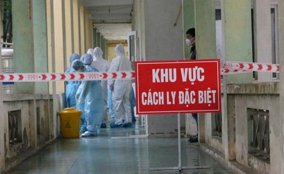 Sáng 8/3, không thêm ca mắc mới; Việt Nam bắt đầu tiêm vaccine COVID-19