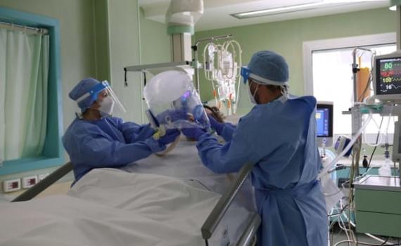 Thế giới ghi nhận hơn 120 triệu ca nhiễm COVID-19