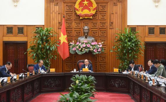 Thủ tướng Nguyễn Xuân Phúc: Nhà nước đầu tư cao tốc không nhằm kinh doanh thu lợi nhuận