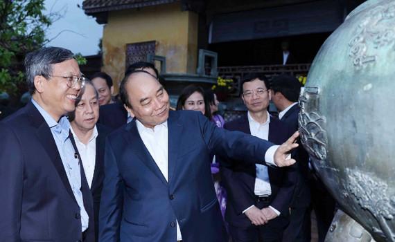Thủ tướng yêu cầu xây dựng chính sách đặc thù để phát triển Thừa Thiên Huế