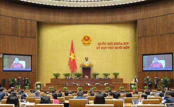 Tròn vai và những trăn trở cuối nhiệm kỳ của đại biểu Quốc hội
