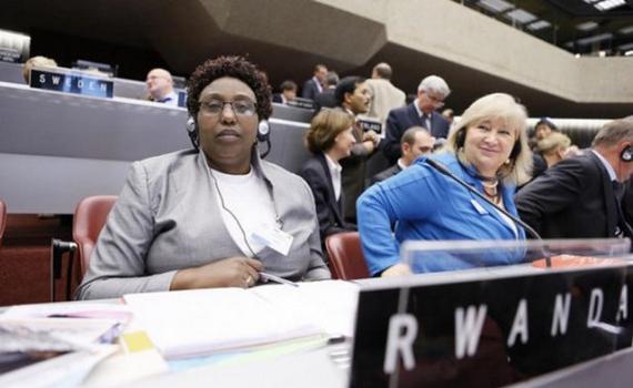 """Tỷ lệ nữ đại biểu quốc hội trên thế giới đạt mức """"cao nhất mọi thời"""""""