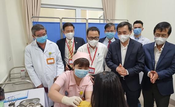 Vaccine COVID-19 của Việt Nam có nhiều hứa hẹn thành công