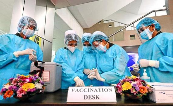 Vì sao Châu Á bị tụt lại trong chiến dịch tiêm chủng vaccine ngừa Covid-19?