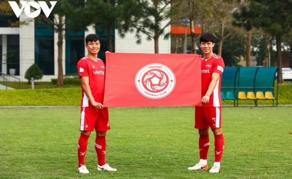 """Viettel FC công bố chính thức logo mới, đậm đà """"chất lính"""""""