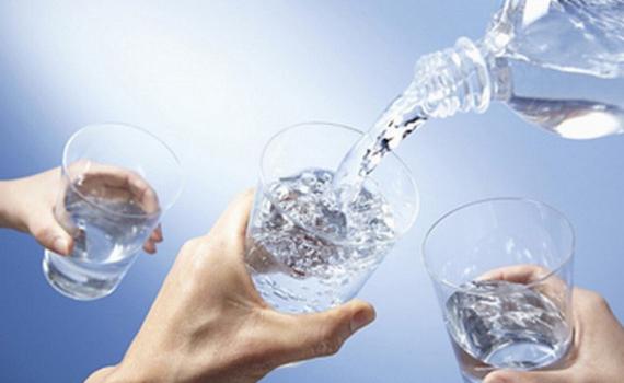 Thời điểm vàng nên uống nước