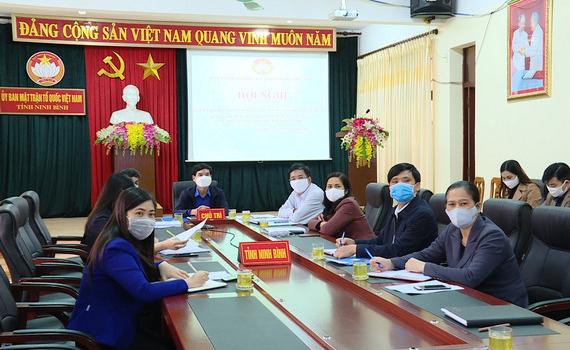 Ủy ban Trung ương MTTQ Việt Nam phát động toàn dân hiến máu tình nguyện
