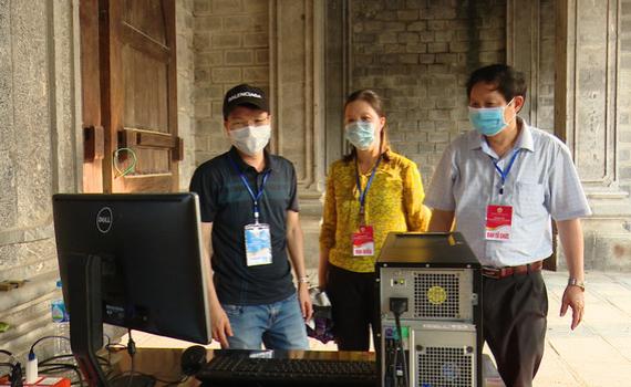 Công tác phòng chống dịch Covid-19 tại Lễ hội Hoa Lư đảm bảo an toàn