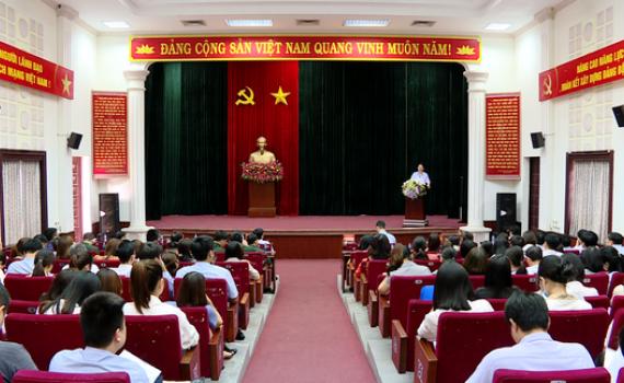 Đảm bảo các điều kiện đón tiếp đại biểu về dự Lễ khai mạc Năm Du lịch Quốc gia