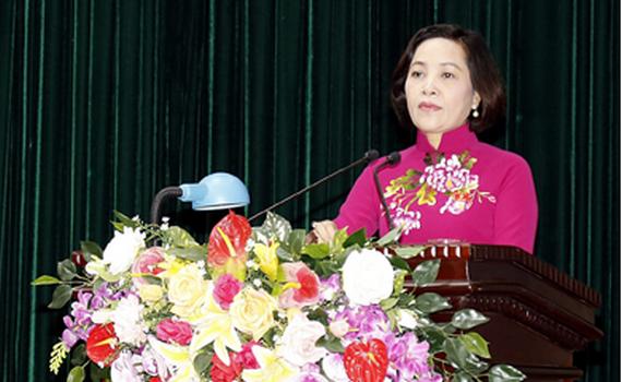 Đồng chí Nguyễn Thị Thanh được bổ nhiệm làm Trưởng ban Công tác Đại biểu của Quốc hội