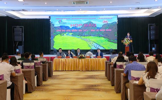 Họp báo giới thiệu Năm Du lịch Quốc gia 2021 - Hoa Lư, Ninh Bình