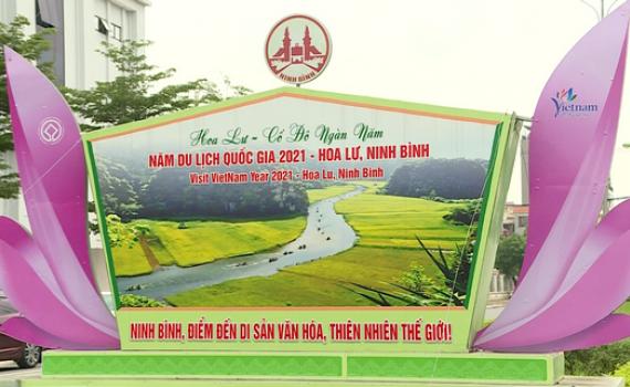 Ninh Bình sẵn sàng cho Lễ khai mạc Năm Du lịch Quốc gia 2021