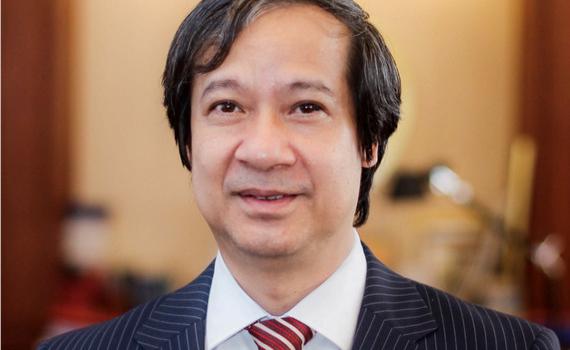 Tân Bộ trưởng Nguyễn Kim Sơn: Toàn ngành GD phải bắt tay vào việc sớm để đáp ứng kỳ vọng