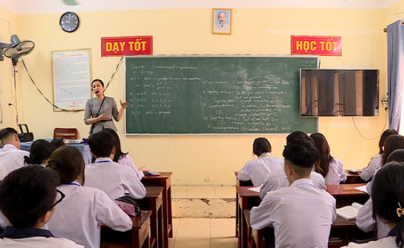 Tập trung ôn thi tốt nghiệp THPT năm 2021