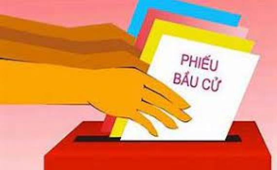 Thành lập Tổ bầu cử trong cả nước