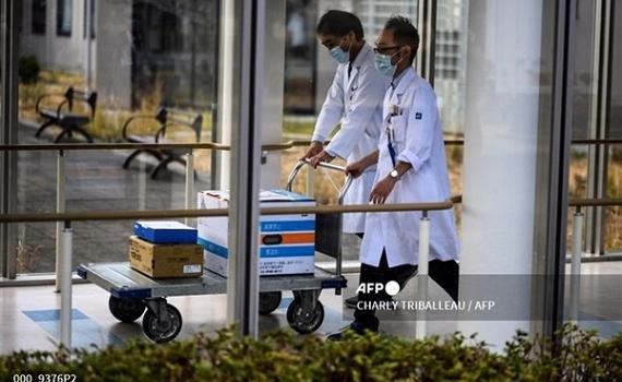 Tokyo phát hiện nhiều ca biến thể kháng vaccine trước thềm Olympic
