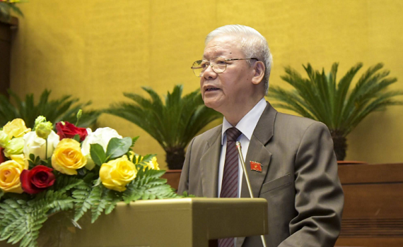 Trình Quốc hội miễn nhiệm Thủ tướng