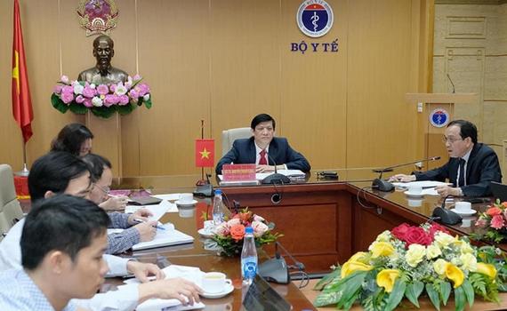 Việt Nam sẵn sàng hỗ trợ Campuchia phòng, chống dịch COVID-19