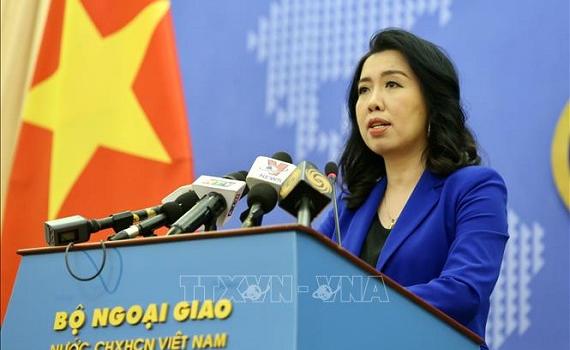 Yêu cầu các DN tôn trọng chủ quyền của Việt Nam đối với Hoàng Sa, Trường Sa