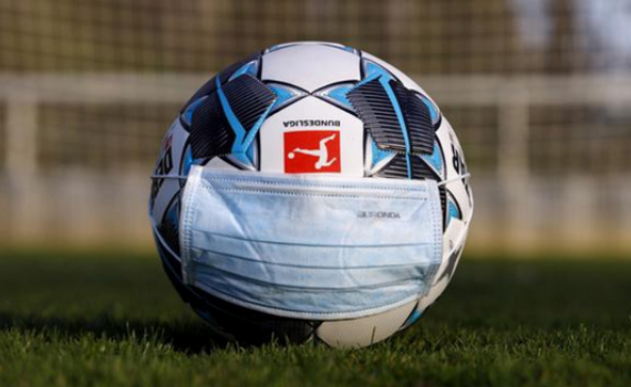 Bundesliga có thể là hình mẫu cho các giải thể thao thời dịch Covid-19