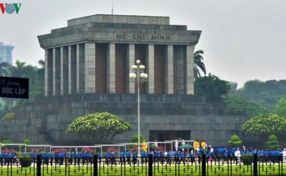 Ngày 19/5 – Triệu trái tim hướng về Chủ tịch Hồ Chí Minh