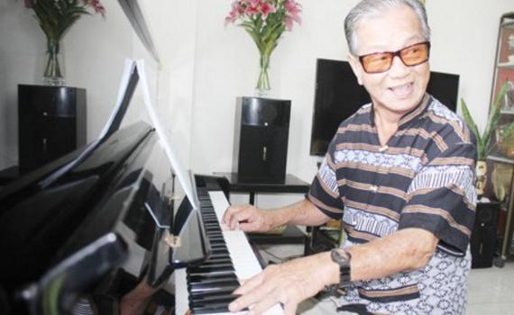 Người nhạc sỹ hát cho Bác Hồ nghe đến hát trên Đài Tiếng nói Việt Nam