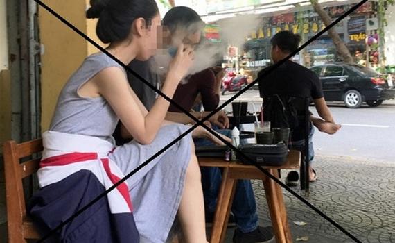 Nguy hại từ sản phẩm thuốc lá thế hệ mới