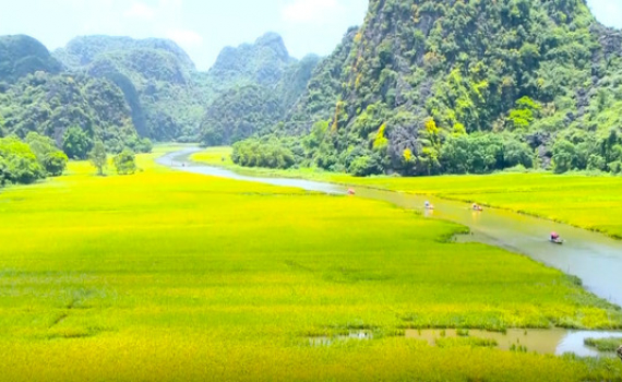 Ninh Bình thực hiện kích cầu du lịch