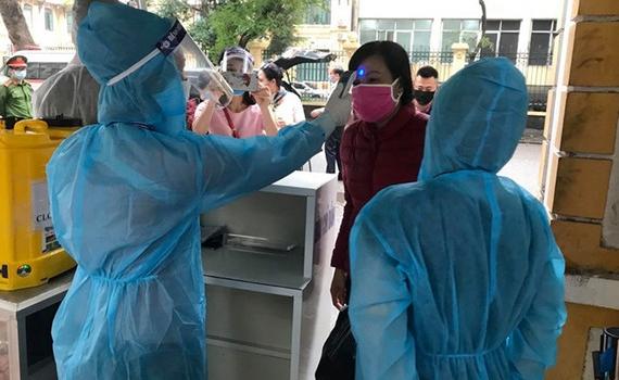 41 nhân viên y tế Bệnh viện Phụ sản Trung ương trở thành F2