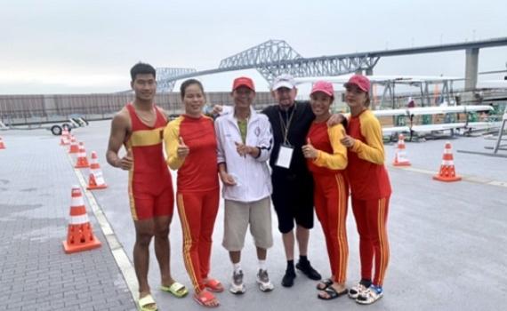 Hành trình giành vé tham dự Olympic Tokyo 2020: Những tín hiệu lạc quan